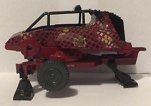 GI Joe Cobra Python Patrol ASP Vehicle 1984 Hasbro