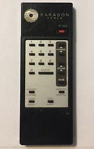 Paragon Cable Z489BATC Remote Control Controller