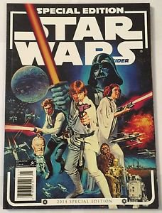 Star Wars Insider 2014 Special Edition Titan NM Condition