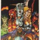 Armageddon 1 (Chaos! Comics, Oct 99) Lady Death Evil Ernie Chastity Purgatori FN