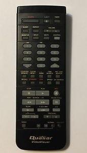 Quasar VideoViewer VSQS1226 Remote Control Controller