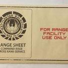Battlestar Galactica Range Sheet Cylon x2 With Envelope Loot Crate