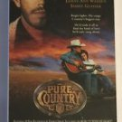 Pure Country (VHS, 1993) George Strait Brand New Sealed
