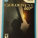 Nintendo Wii Goldeneye 007 Blockbuster Artwork Display Card