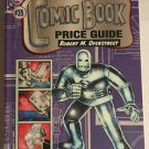 Official Overstreet Comic Book Price Guide #35 Hardcover Iron Man Cover