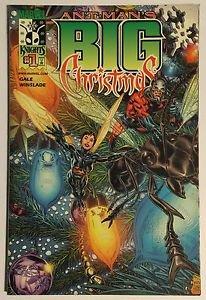 Ant-Man's Big Christmas #1 (Feb 2000, Marvel) NM