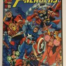 Avengers #1 1997 3rd Series Heroes Return (Feb 1998, Marvel) NM Condition