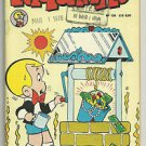 Riquinho #124 1977 Brazilian Richie Rich Edition Money in a Well Cover