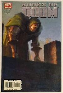 Books of Doom #3 (Mar 2006, Marvel) FN Condition
