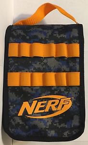 Nerf Ammo Bag Camouflage Carrying Case Perpetual Play Hasbro