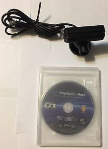 Playstation 3 Move Game Demo Disc Volume 2 and SLEH-00448 4 Microphone Array Sys