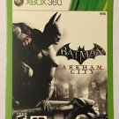 Xbox 360 Batman Arkham City Blockbuster Artwork Display Card