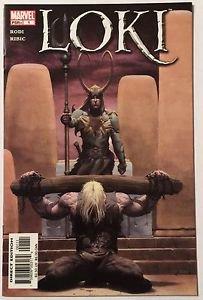 Loki #1 (Sep 2004, Marvel) Rodi & Ribic