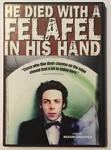 He Died With A Felafel In His Hand (DVD, 2005)