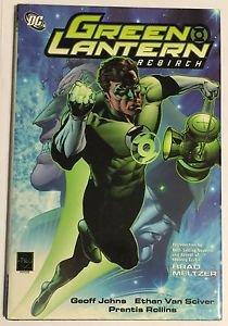 Green Lantern Rebirth (2005, DC) Hardcover TPB Graphic Novel Geoff Johns