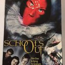 Fangoria Presents School's Out (VHS, 2000) Horror
