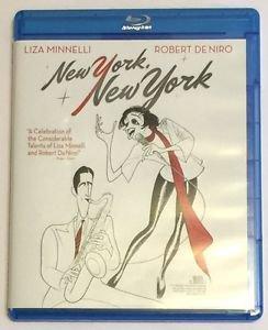 New York, New York (Blu-ray Disc, 2011) Robert De Niro  Liza Minnelli