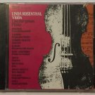 Linda Rosenthal, Violin (CD, Topaz Records) Brand New Sealed