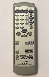 JVC RM-SMXGT90A Remote Control Controller