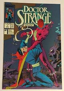 Doctor Strange, Sorcerer Supreme #1 (Nov 1988, Marvel) VF Signed Randy Emberlin