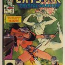 Saga of Crystar, Crystal Warrior #10 (Nov 1984, Marvel) VF Condition