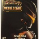 Ratchet: Deadlocked (Sony PlayStation 2, 2006) Demo Edition