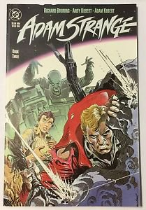 Adam Strange #3 (1990, DC) Fine Condition