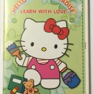 Hello Kittys Paradise - Vol. 4: Learn with Love (DVD, 2003)
