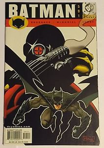 Batman #591 (Jul 2001, DC) NM Condition VS Deadshot