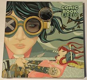Comic Book Tattoo (Image Comics) Softcover Graphic Novel Jock David Mack Hickman