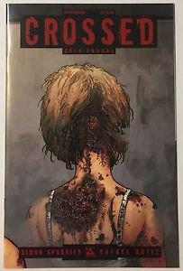 Crossed Annual 2014 (March 2014, Avatar Press) Wraparound Cover NM- Condition