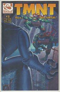 TMNT Teenage Mutant Ninja Turtles #5 (Mirage 2001 Series)