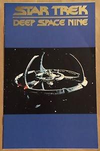 Star Trek Deep Space Nine Hero Premiere Ashcan #1 (Malibu Comics)