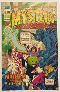 1963 #1 (Apr 1993, Image) Mystery Incorporated FN/VF Alan Moore Rick Veitch