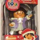 Dora The Explorer Christmas Ornament 2007 Catching A Star Nick Jr