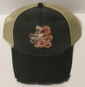 Tijuana Sweet Heat Trucker Hat Adams Snapback Brand New With Tag