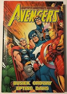 Avengers Assemble Volume 4 (Marvel Comics) Hardcover Kurt Busiek