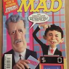 MAD Magazine #380 (Apr 1999, EC) Jeopardy Parody Cover