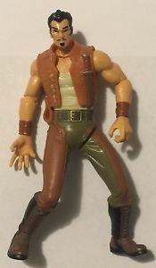 Sider-Man Kraven 2007 Action Figure 5 Inch Hasbro