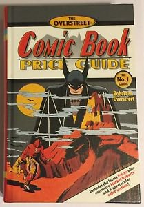 The Overstreet Comic Book Price Guide 31 Hardcover Batman Cover