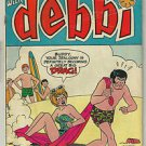 Date with Debbi #5 (Sep-Oct 1969, DC) Romance Comic