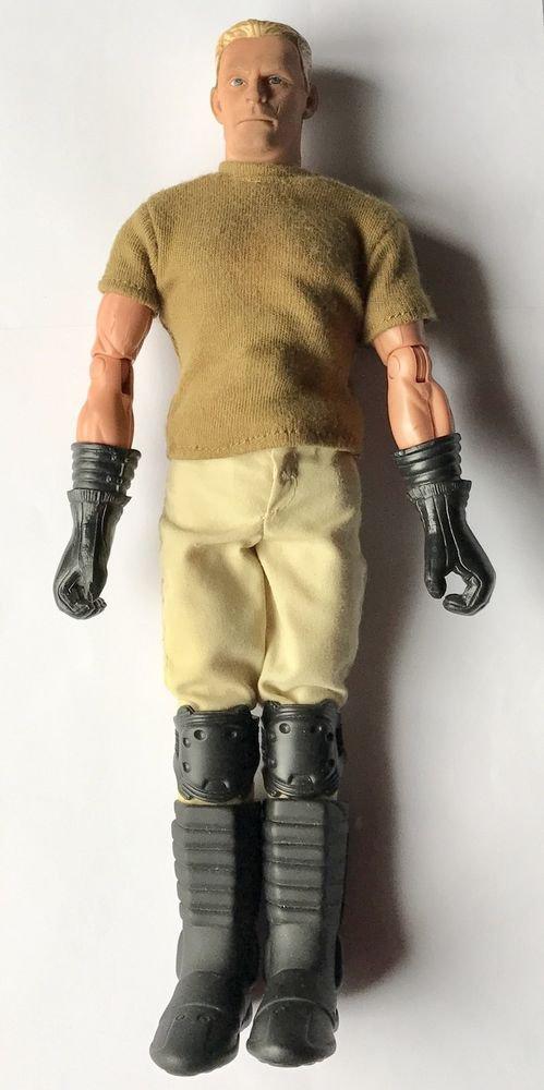 GI Joe Talking Duke 2003 11 Inch Action Figure Hasbro