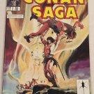 Conan Saga #10 (Feb 1988, Marvel) VG/FN Condition  Comic Magazine
