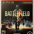 Playstation 3 Battlefield 3 Blockbuster Artwork Display Card