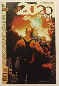 2020 Visions #12 (Apr 1998, DC) VG Condition