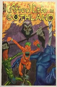 Afterlife in Gothland #2 (NBM) VF Condition
