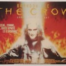 The Crow Postcard Brandon Lee Underground BO037