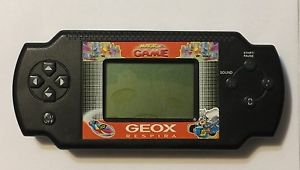 Geox Respira Magic Game Handheld LCD Video Game Tested and Working