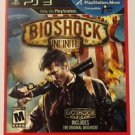 Playstation 3 Bioshock Infinite Blockbuster Artwork Display Card
