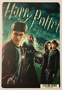 Harry Potter and The Half-Blood Prince Blockbuster Artwork Display Card